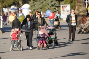 Пермский край: Многодетные семьи пытаются добиться региональных выплат