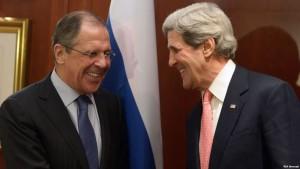 МИД РФ: Диалог Кэрри и Лаврова был полностью посвящен Сирии
