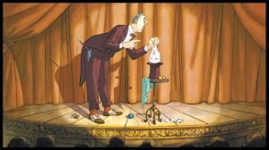 Иллюзионист Михаил Гольдберг около полугода обучал трюкам и фокусам юных жителей Москвы, страдающих ДЦП