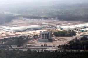 Затратная стройка: На Восточном в процессе строительства выявлены миллиардные хищения