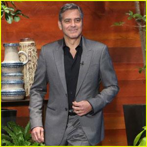 Джордж Клуни поведал общественности, как звал замуж Амаль