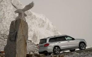 Новый Mercedes-Benz GLS уже появился в салонах «Автофорум»