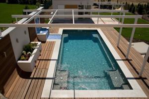 Строительство композитных бассейнов – задача для профессионалов!