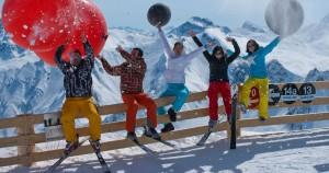 Общеевропейский опрос: Ишгль - лучший курорт с апре-ски 2016!