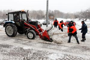 Нижний Новгород: Прокуратура указала чиновникам на недостатки в организации снегоуборочных мероприятий