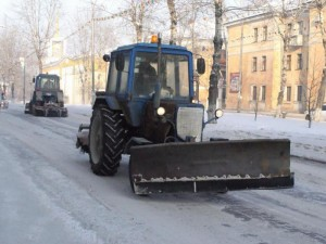 Оренбург: Для очистки снега в городе будет объявлен режим ЧС на 3 дня