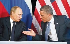 Предварительное соглашение по урегулированию сирийского кризиса обсудят Путин и Обама