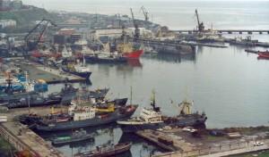 С территории порта на Сахалине выдворены лица, не пускавшие новое руководство