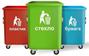 Партийный проект в Калининграде по раздельному сбору мусора перешел в завершающую фазу