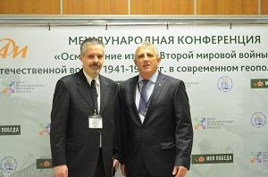 Дмитриев Пётр Анатольевич (ЦМПП) и Потапов Марк Алексеевич (Золотая Лига)