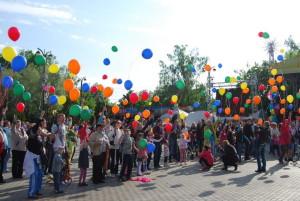 #БольшойПикник для детей в Измайловском парке