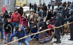 Незаконные цыганские дома в Туле продолжат сносить на следующей неделе