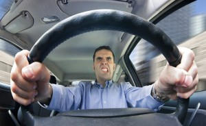 Опасное вождение на дорогах официально запрещено