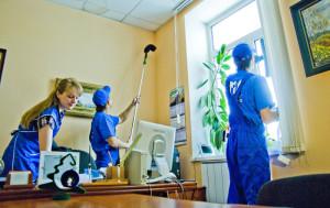 Клининговая компания УБОРКА.МОСКВА - цены на генеральную уборку офисов со скидкой до 30%