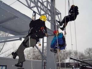 Высотные работы: работы на высоте любой сложности