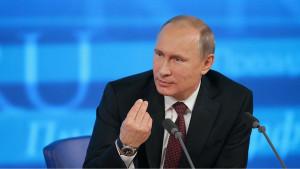 Владимир Путин заявил, что Европа не хочет вести диалог с Россией