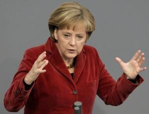 Ангела Меркель обвинила Россию в причастности к украинской гражданской войне