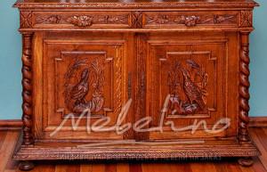 Новые шкафы с распашными фасадами от компании «Мебелино»
