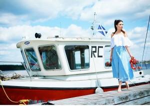 Летние образы телеведущей Лизы Мариковой  появятся в июле в TOPBEAUTY
