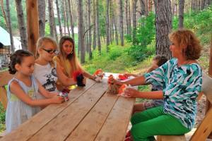 В Карелии обнаружили несколько незарегистрированных детских лагерей