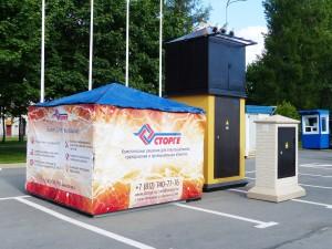 Компания СТОРГЕ разработала и согласовала к применению КТП до 630 кВ·А