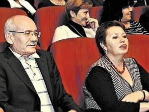 Благотворительность жены Рустэма Хамитова финансируется из игорных денег