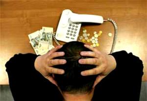 Все больше россиян становятся потенциальными банкротами