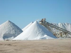 Как добывают соль и надо ли бояться терриконов?