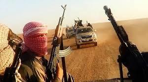 Российская авиация атаковала лагерь террористов в Сирии