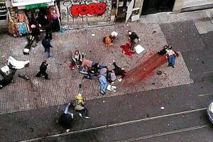 Турция обвиняет россиян в стамбульском теракте