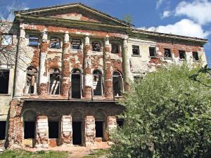 Подмосковное руководство успешно решает проблему восстановления памятников усадебной культуры