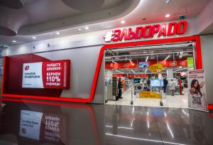 Эльдорадо обгоняет М.Видео по темпам роста продаж