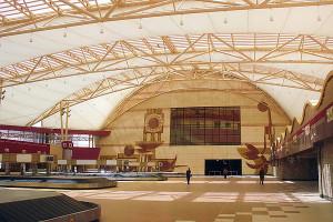 В египетских аэропортах будут работать российские терминалы