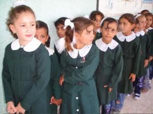 Школьницы из Палестины приобщились к русской культуре