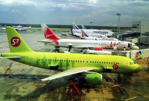 Российские авиакомпании страдают от миллиардных убытков