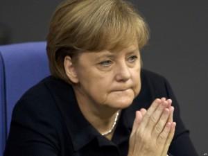 Ангела Меркель хочет снять антироссийские санкции