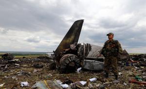 Сгоревший Ил-76 удалось обнаружить в Иркутской области