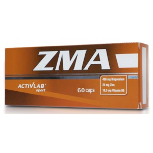 Самое  популярное спортивное питание ZMA