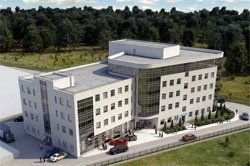 Особенности современного строительства офисных зданий