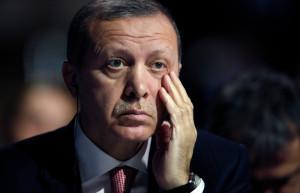 В сети появилась видеозапись штурма отеля с Эрдоганом