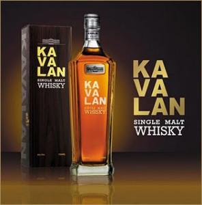 Виски Kavalan завоевывает высшую награду конкурса International Spirits Challenge