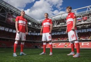 Московский «Спартак» начал набирать очки в рамках еврокубка по футболу