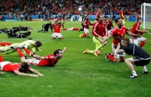 Уэльс одержал победу над Бельгией и вышел в полуфинал Евро-2016