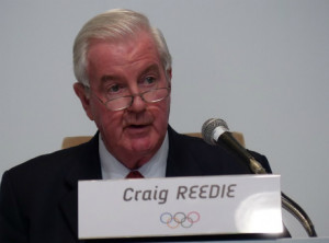 Крейг Риди разочарован решением МОК в отношении российской сборной