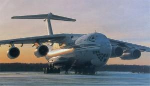Следователи назвали вероятные причины падения Ил-76