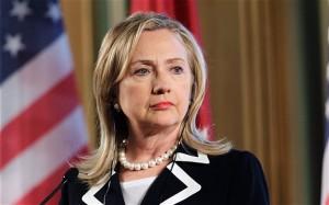Хиллари Клинтон стала официальным кандидатом от Демократической партии