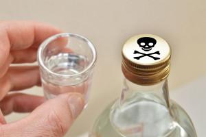 В Клину искали контрафактный алкоголь
