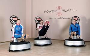 Персональные тренажеры Power Plate – секрет чемпионов