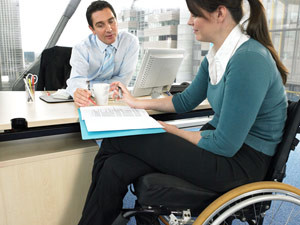 Стандарт трудоустройства инвалидов сформируют к 2020 году