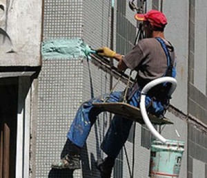 В Клину начался капитальный ремонт многоэтажек